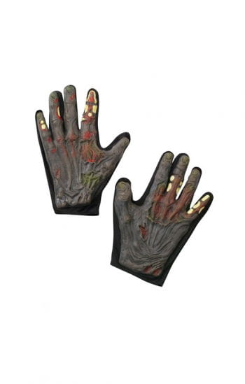 Horror Gloves Zombie