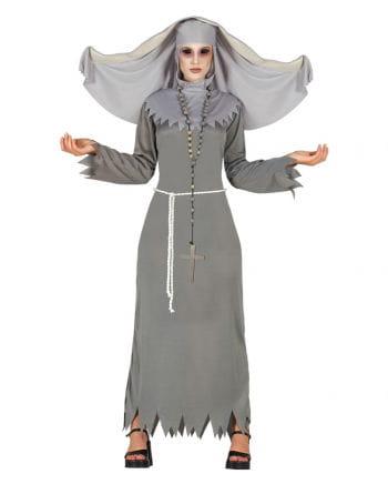 Zombie Monastery Sister Costume