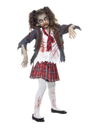 Zombie Schoolgirl Costume