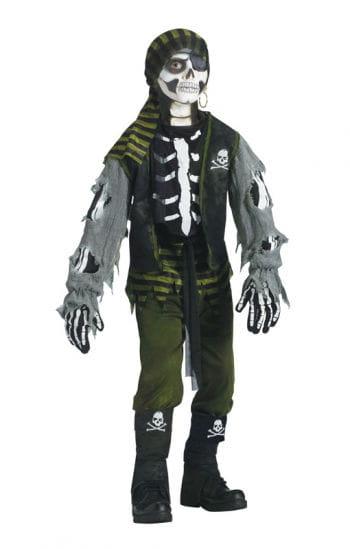 Zombie pirates costume