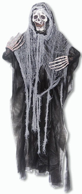Zombie Skeleton Hanging Prop 98 cm