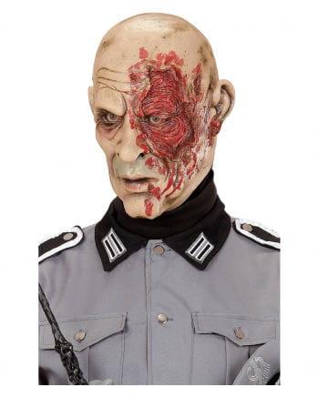 Zombie Soldat Horror Maske