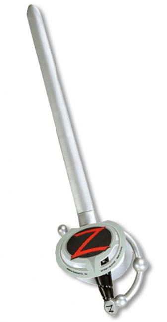 Zorro sword for children