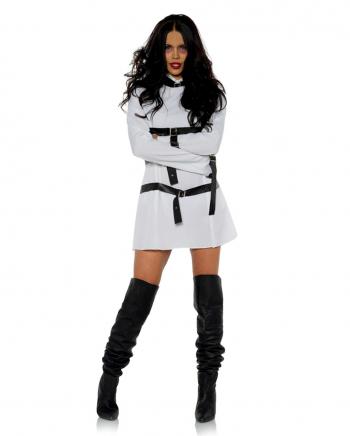 Straitjacket Ladies Costume With Buckles