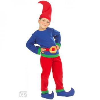 Dwarf Costume Blue