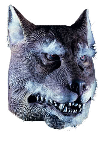 Wolf Maske