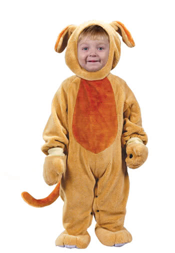 Plush Woofie Child Costume Small