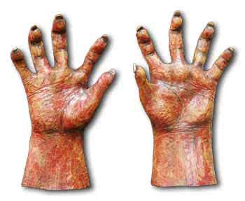 Devil Hands Latex Deluxe