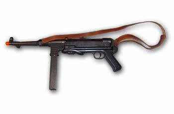 Submachine gun MP 40 replica