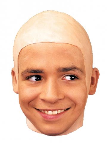 Bald skin colored film economy