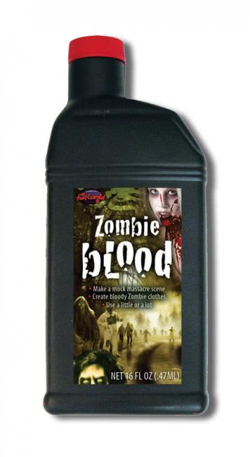 Zombie fake blood 470ml