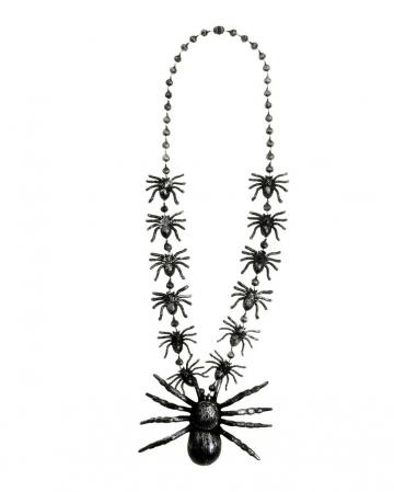 Spinnen Halskette