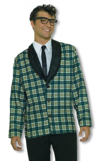 50s Jacket With Tie