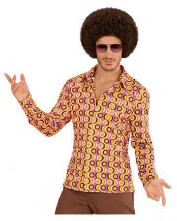 Groovy 70s Shirt Discs