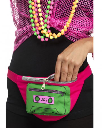 80s Boom Box Belt Bag