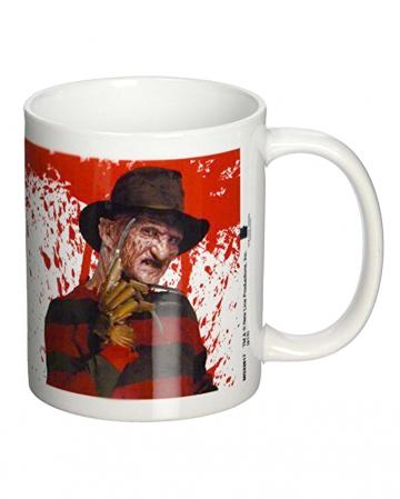 A Nightmare on Elm Street Tasse