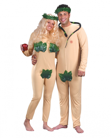 Adam And Eve Partner Costume