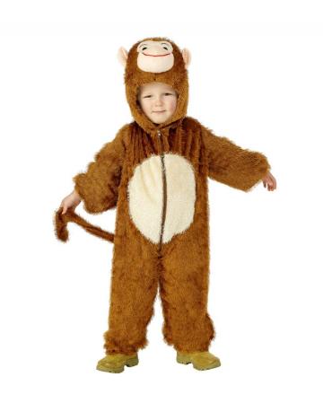 Monkeys Kids Costume