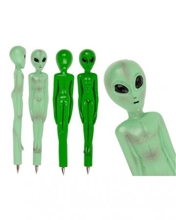 Alien Polyresin Ballpoint Pen