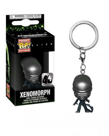 Alien Xenomorph Funko Pop! Keyring Pendant