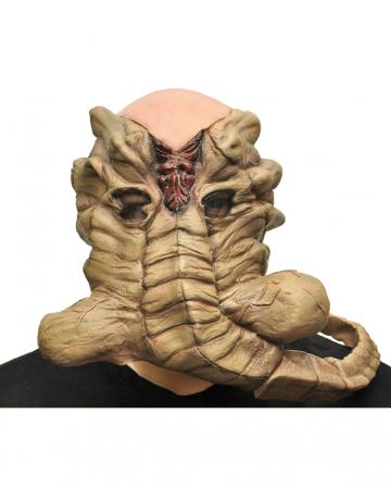 Alien Face Hugger Maske