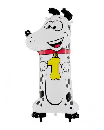 Animaloon Zahl 1 Dalmatiner