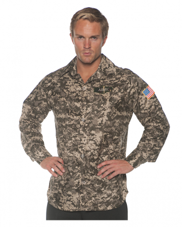 Army Costume Shirt