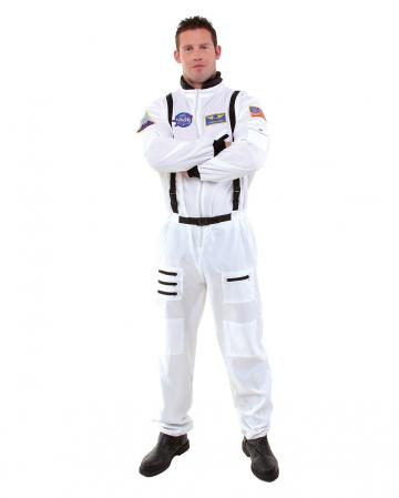 Astronaut overalls costume white