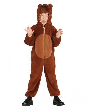 Bär Kinder Kostümanzug