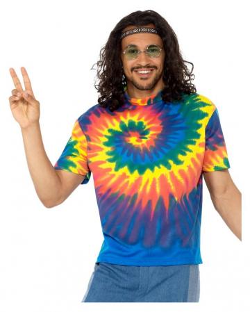 Batik Hippie Men Costume Shirt