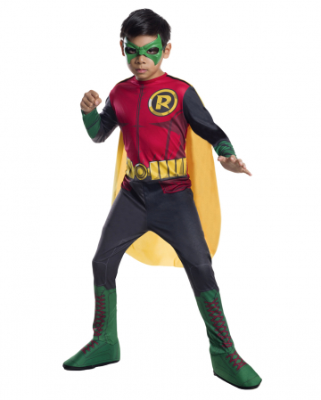Robin Batman Kids Costume