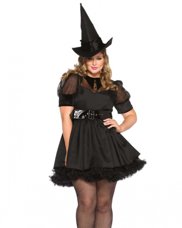 Charming Witch Costume For Ladies Plus Size