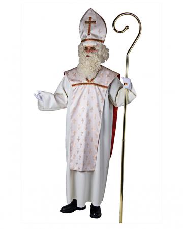 Cream Bishop Costume