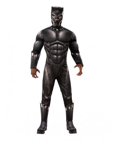 Black Panther Muskel Kostüm