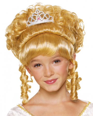 Princess Child Wig Blond
