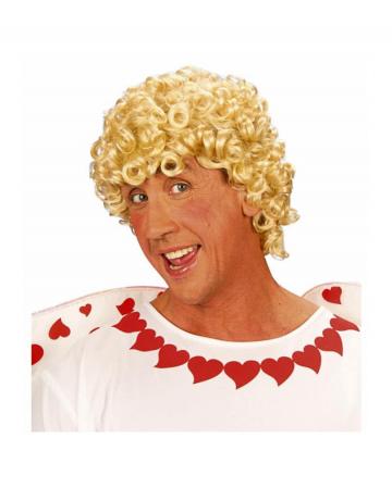Blonde Amor Wig