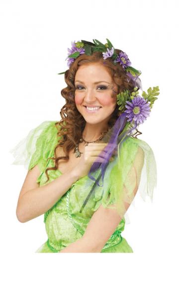 Flower Fairy Set Purple