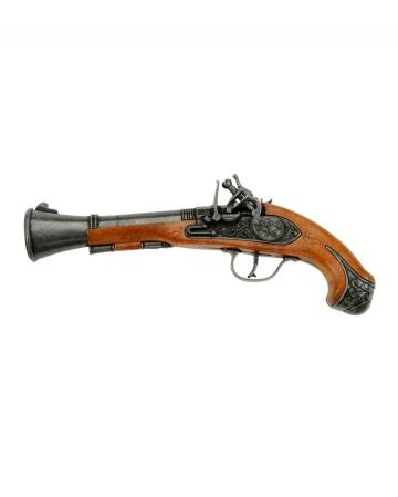 Blunderbuss pirate pistol 100 rounds