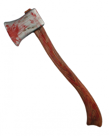 Bloody Horror Ax Costume Accessory