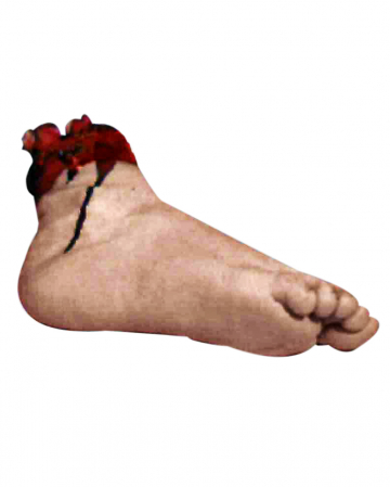 Bloody Foot With Bone Stump Premium