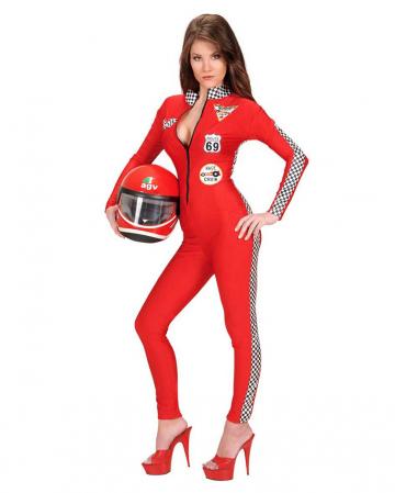 Pit Racer Racer Girl Red