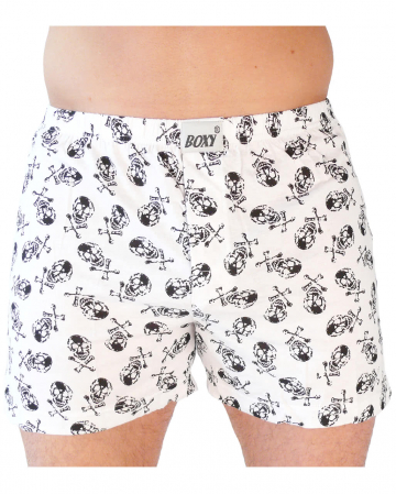 Boxershorts with skulls