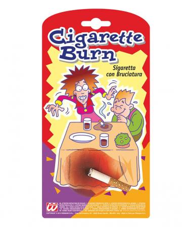 Burning Cigarette Joke Article