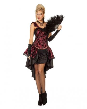 Burlesque Costume Bordeaux