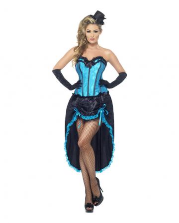 Burlesque Dancer Ladies Costume