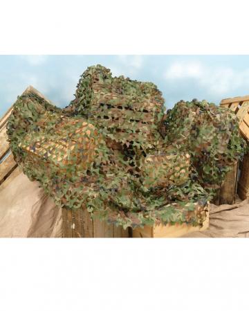 Camouflage Tarnnetz Grün 240 x 180 cm