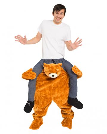 Teddy Bear Piggyback Costume