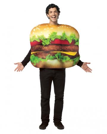 Cheeseburger Kostüm