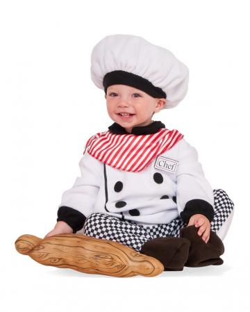 Chefkoch Kleinkinderkostüm
