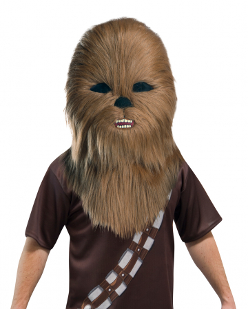 Chewbacca Mascot Mask